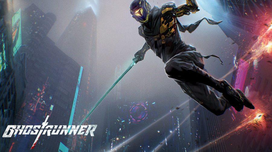 Ghostrunner chega ao PS5 em setembro com ray tracing, 4K e até 120 FPS
