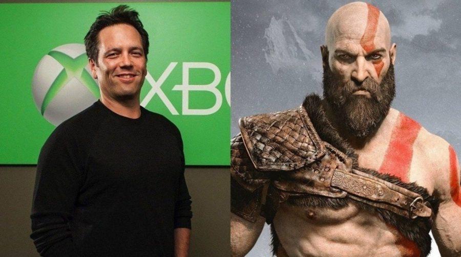 Diretor de God of War é elogiado por Phil Spencer, chefe da Xbox
