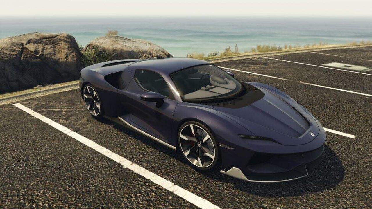 Grotti Itali RSX - GTA Online