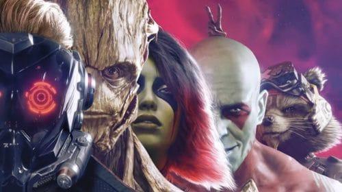 Veja gameplay completo de Guardiões da Galáxia da Square Enix