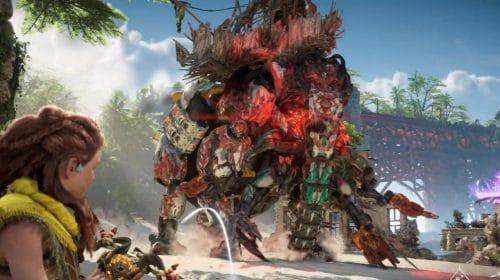 Horizon Forbidden West terá novo sistema de combate corporal, áudio 3D e mais; veja os detalhes!