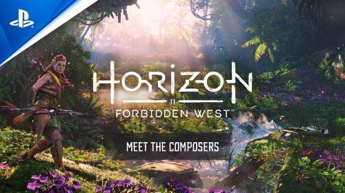 Guerrilla Games detalha a trilha sonora de Horizon Forbidden West