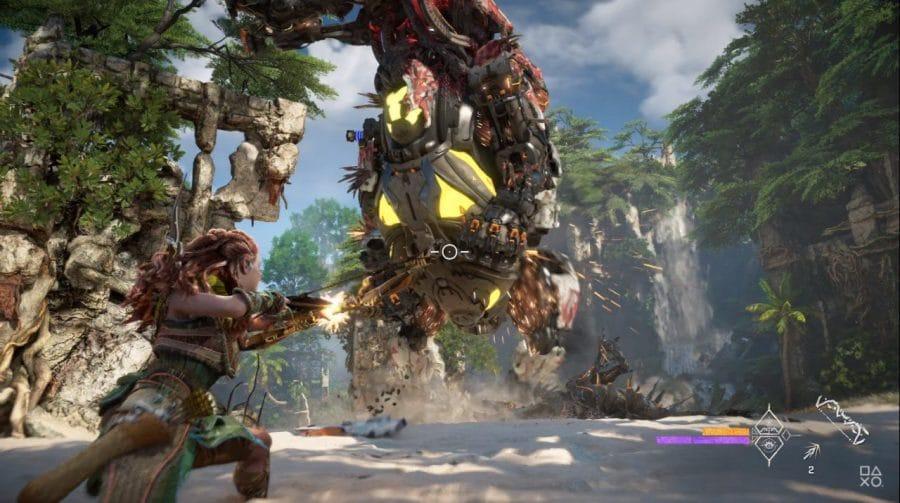 Horizon Forbidden West está quase pronto, diz diretor do jogo