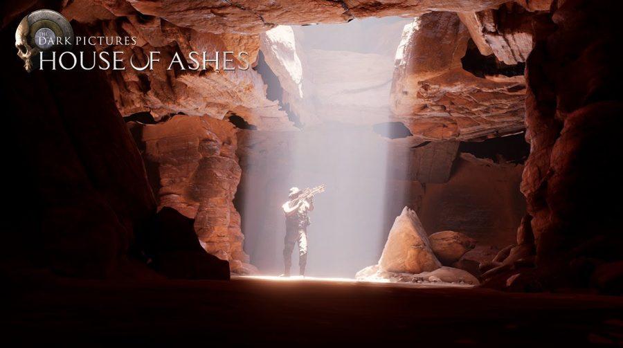 The Dark Pictures Anthology: House of Ashes tem trailer e data de estreia divulgados