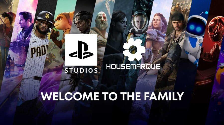 Sony compra a Housemarque, estúdio de Returnal