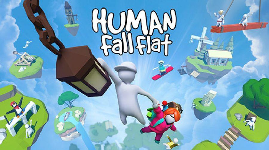 Human: Fall Flat chega ao PS5 com suporte ao DualSense