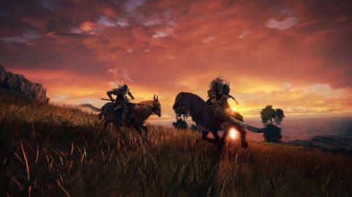 Jogadores não poderão andar a cavalo no multiplayer de Elden Ring