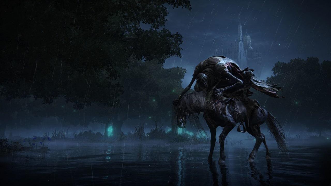 Imagem do novo trailer de Elden Ring