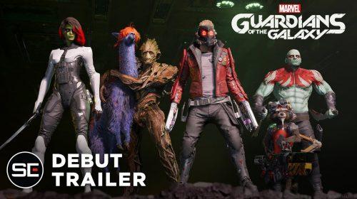Com lutas frenéticas, jogo dos Guardiões da Galáxia chega em outubro ao PS4 e PS5