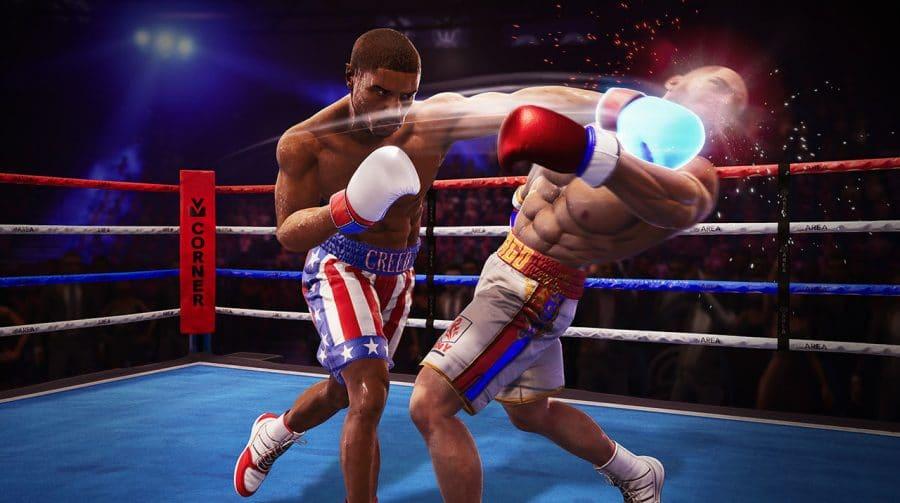 Jogo de boxe de Creed chega em setembro ao PlayStation 4; veja gameplay!