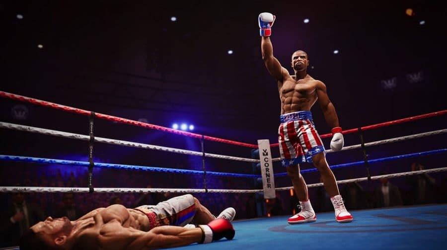 Jogo de boxe de Creed terá edição física no PS4 e chega ainda em 2021