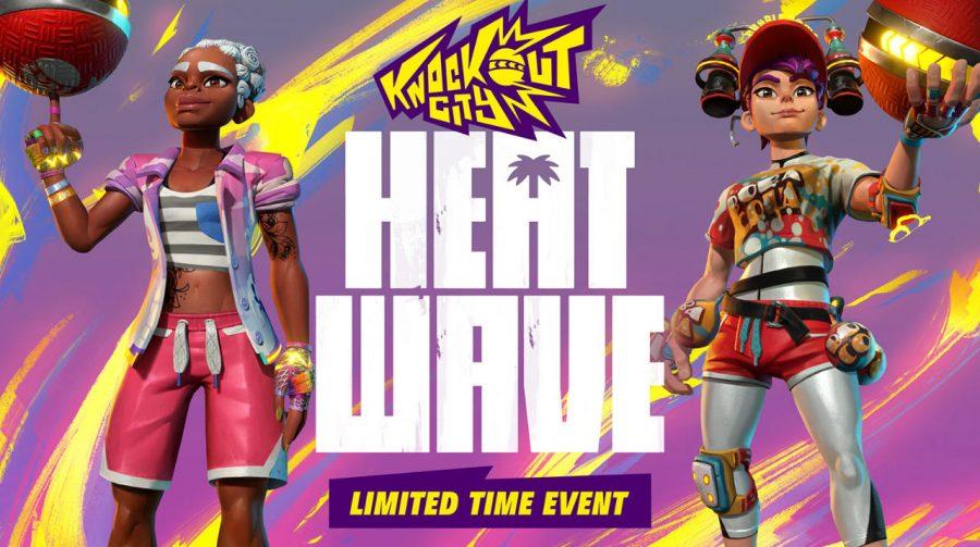 Knockout City terá primeiro evento a partir de 22 de junho com recompensas exclusivas