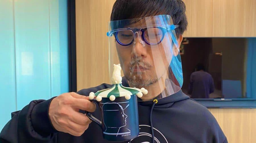 Hideo Kojima está filmando alguma produção e aquece conspirações com Abandoned