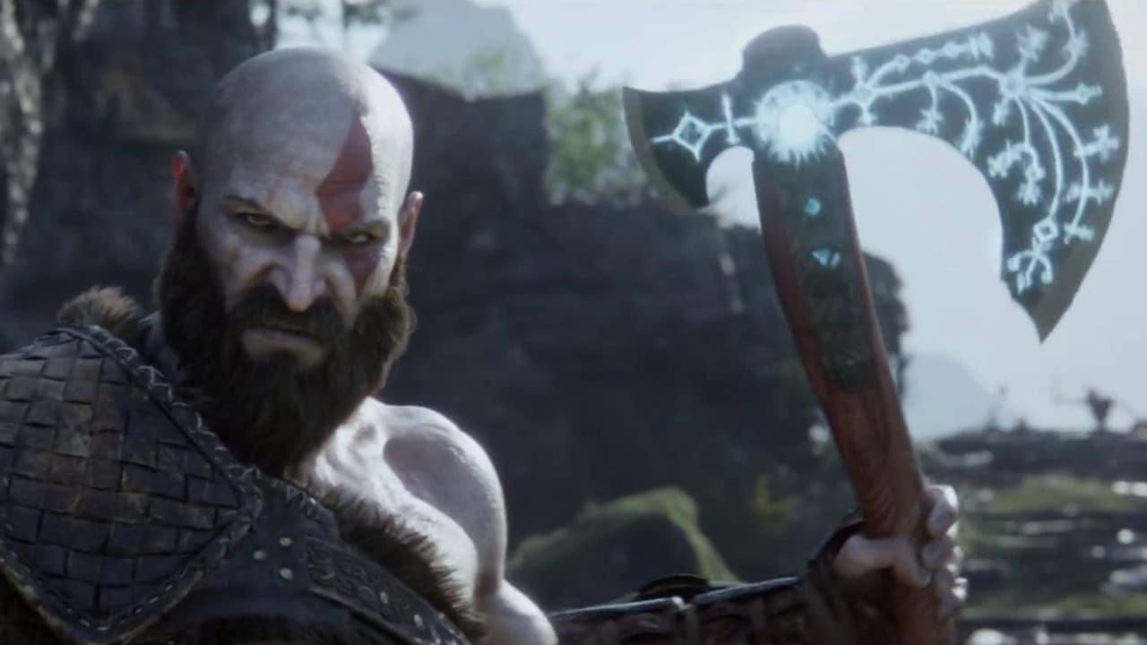 Kratos e o Leviatã - A história de Kratos