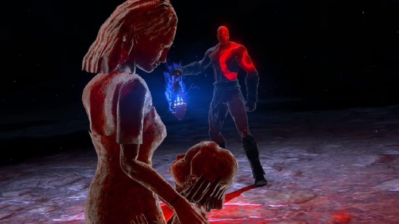 Kratos e sua família - A história de Kratos