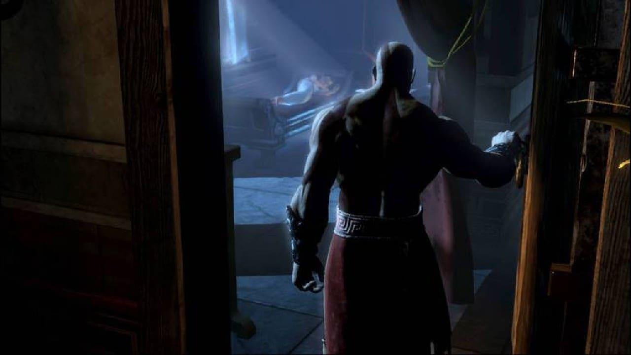 Kratos e sua filha - A história de Kratos