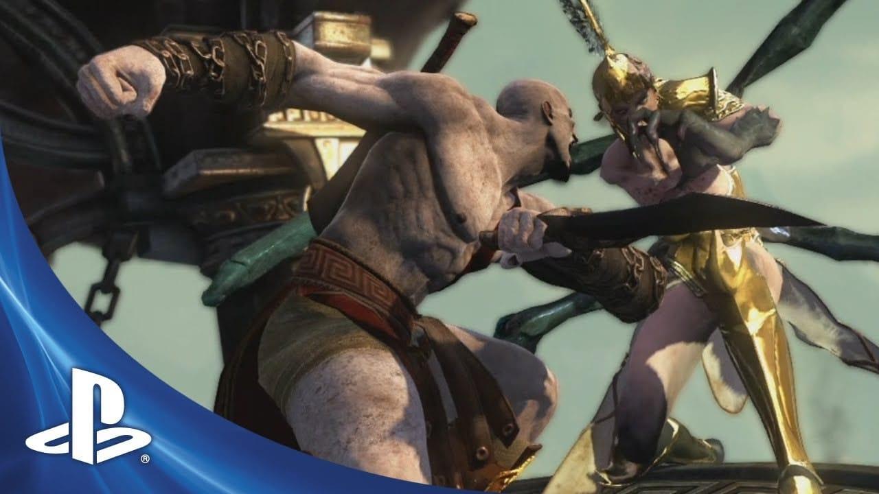 Kratos em God of War Ascension - A história de Kratos