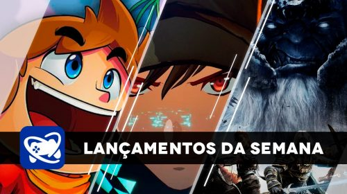 Confira os lançamentos da semana (22/06 a 25/06) para PS4 e PS5
