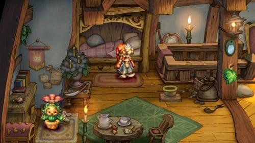 Nostalgia pura! Gameplay com oito minutos de Legend of Mana é revelado