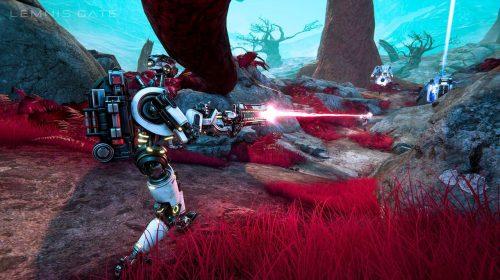 FPS com combate por turnos, Lemnis Gate chega em agosto ao PS4 e ao PS5