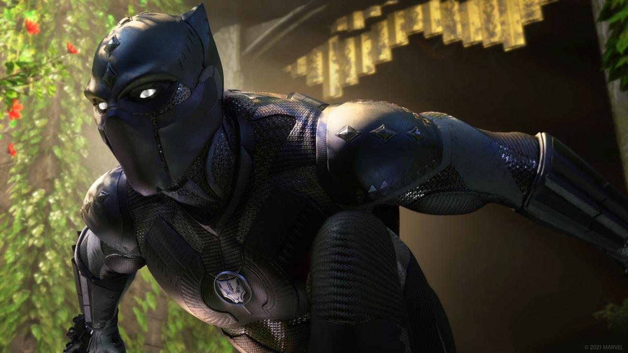 DLC do Pantera Negra em Marvel's Avengers