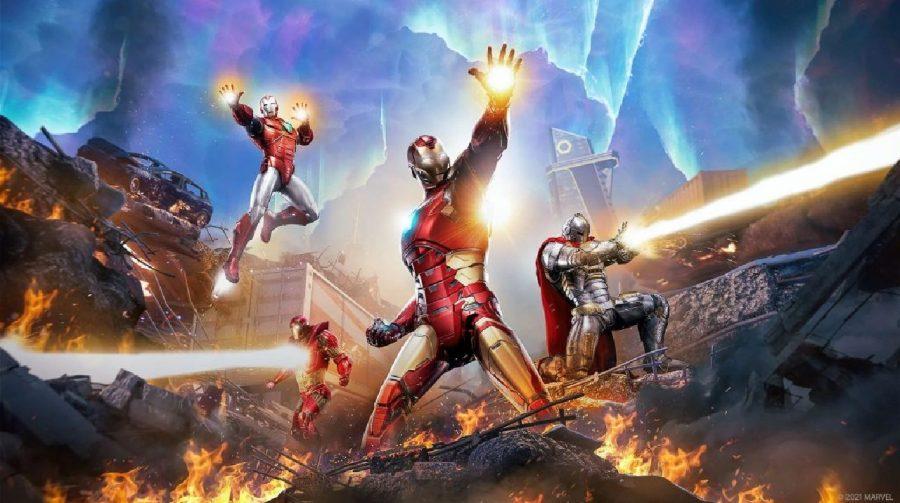 Homem de Ferro duplicado? Marvel's Avengers permitirá heróis repetidos na equipe em breve