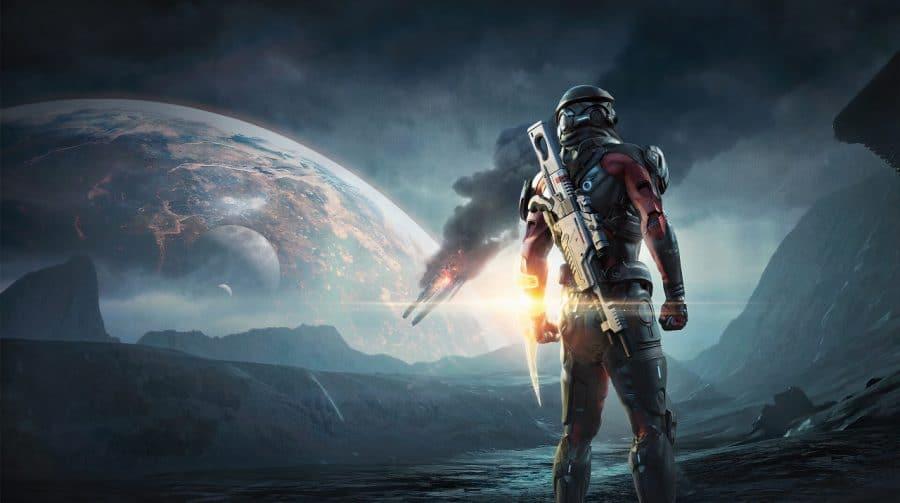 Mass Effect Legendary Edition superou expectativas da EA