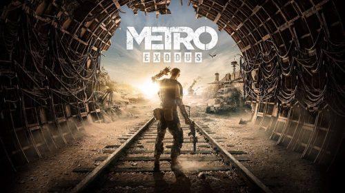 Metro Exodus para PlayStation 5 promete grande imersão com o DualSense
