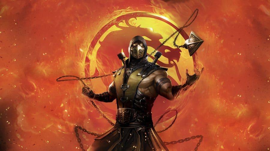 Sequência da animação Mortal Kombat Legends será lançada em 2021