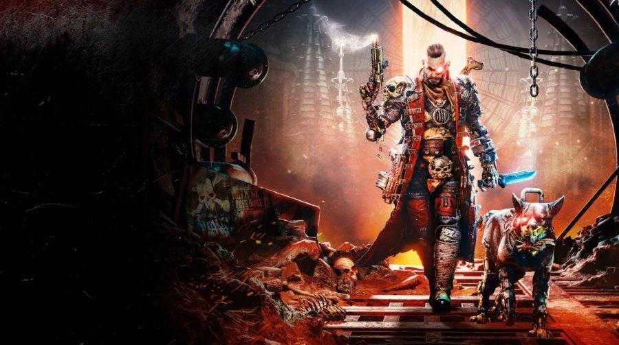 Necromunda: Hired Gun recebe mais um trailer cheio de ação