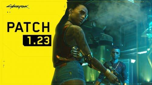 Cyberpunk 2077: novo update corrige uma série de bugs e melhora o desempenho
