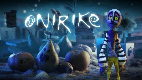 Onirike, jogo de puzzle e plataforma, chega ao PS4