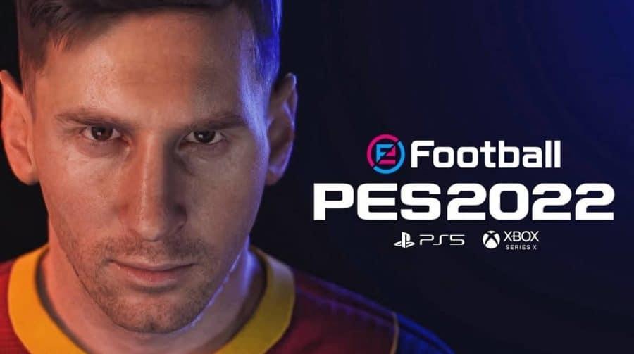 eFootball PES 2022 é listado em Taiwan e revelação pode estar próxima