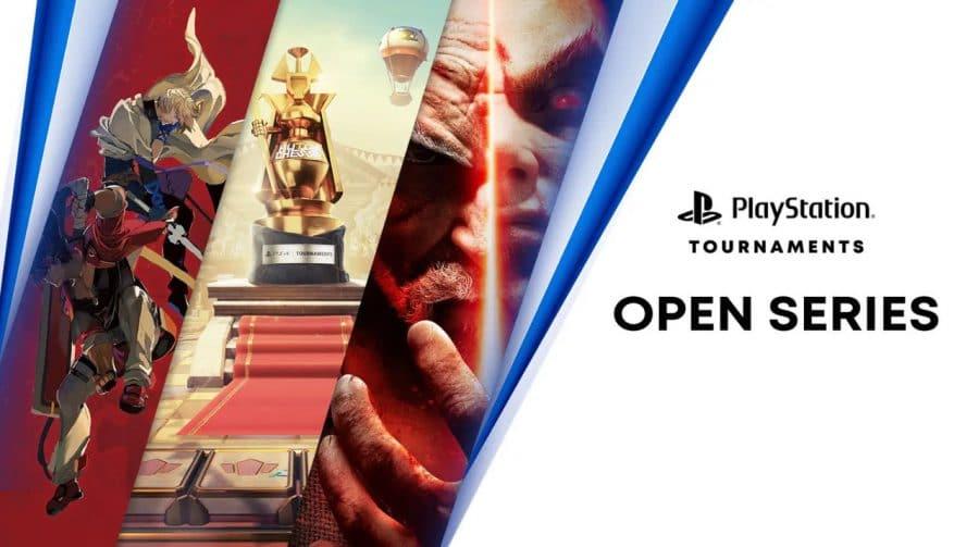 PS4 Tournaments recebe três novos jogos com temas e avatares como prêmios