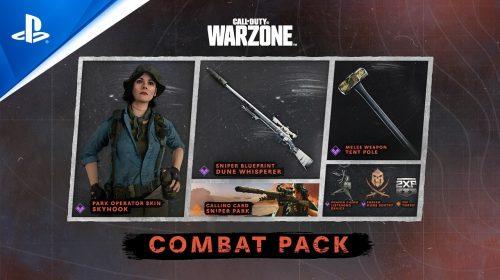 Sony oferece pacote gratuito de Warzone e Cold War para membros PS Plus