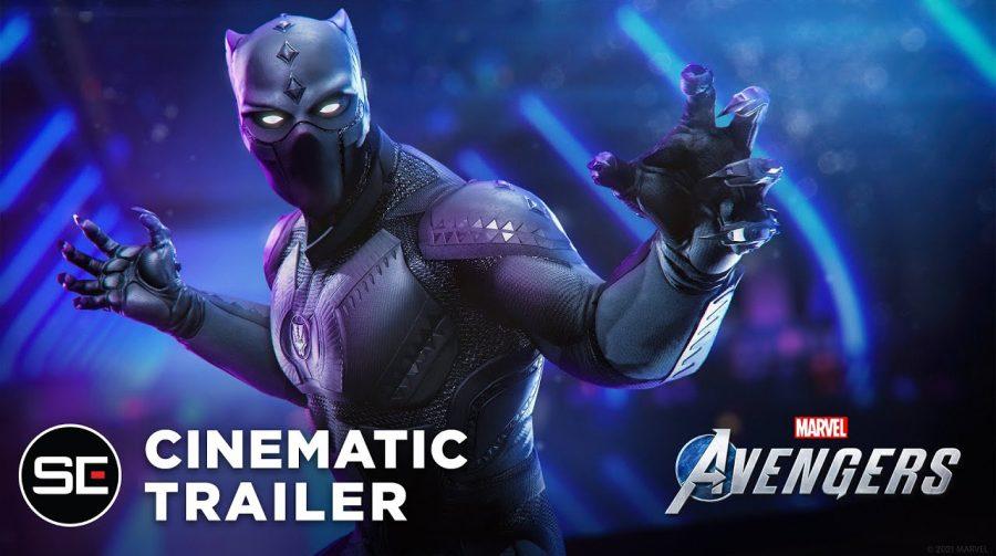 Yibambe! Yibambe! Square Enix revela detalhes de Pantera Negra em Marvel's Avengers