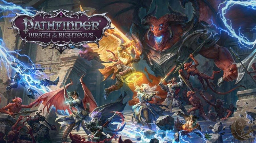RPG isométrico, Pathfinder: Wrath of the Righteous chega na primavera ao PS4