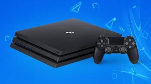 Próxima atualização do PlayStation 4 trará novos recursos ao console