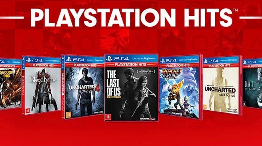 Preço de jogos com selo PlayStation Hits têm aumento de 24% no Brasil