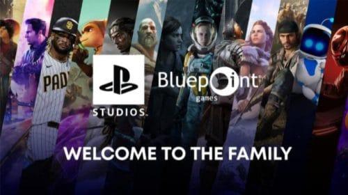 Sony deixa escapar suposta aquisição da Bluepoint Games em publicação no Twitter