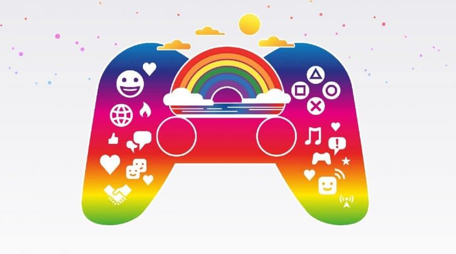 Sony disponibiliza tema em celebração ao Mês do Orgulho LGBTQIA+ para o PS4