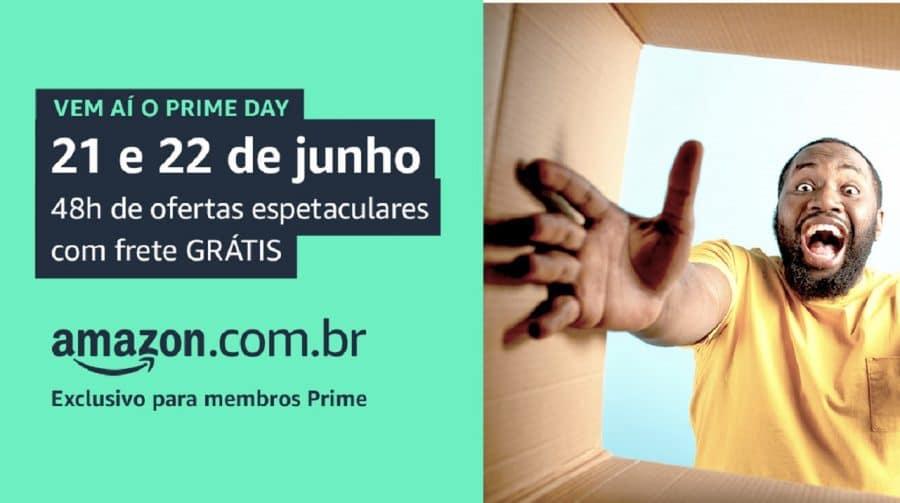 Prime Day 2021 vem aí: confira as ofertas antecipadas