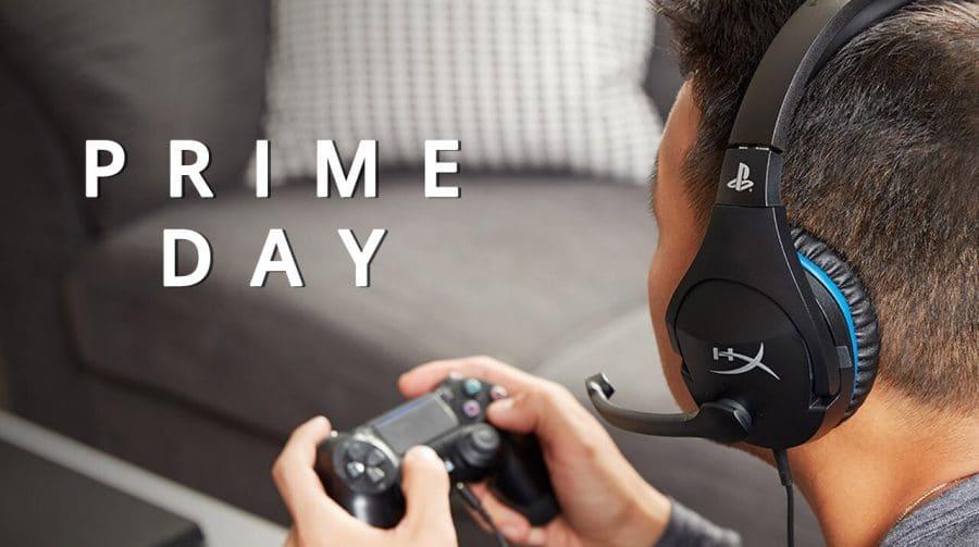 Prime Day 2021: os melhores headsets com até 50% de desconto!