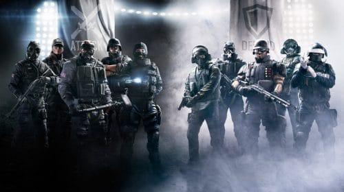 Ubisoft falará do crossplay de Rainbow Six Siege no Ubisoft Forward
