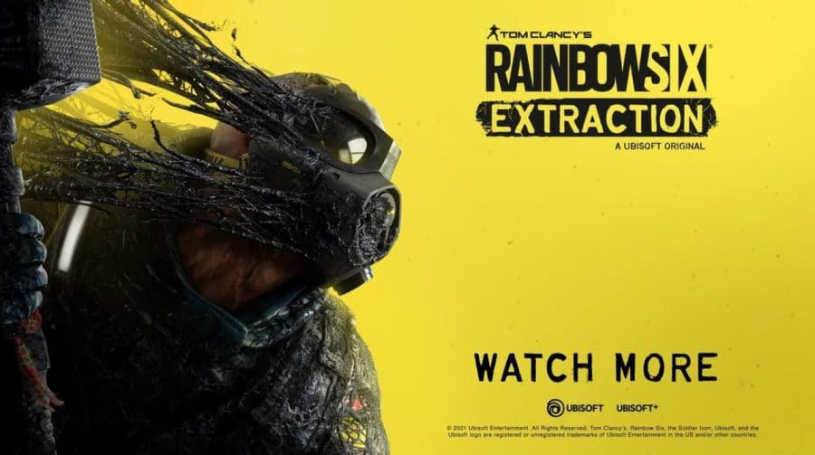Rainbow Six Extraction é o novo nome de Rainbow Six Quarantine