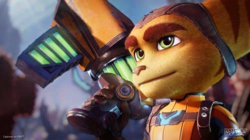 Ratchet & Clank: Em Uma Outra Dimensão roda a 40 FPS/120Hz após update