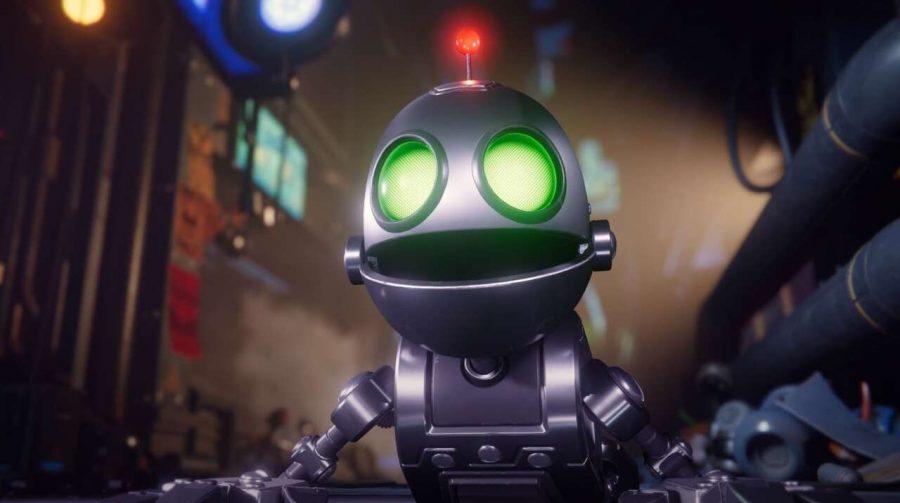 Fã recria Clank, de Ratchet & Clank, em impressora em 3D