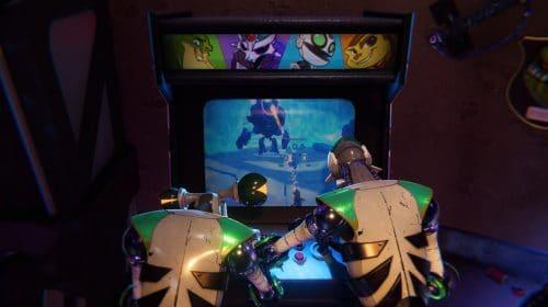 Jogadores encontram easter egg inédito em Ratchet & Clank: Em Uma Outra Dimensão