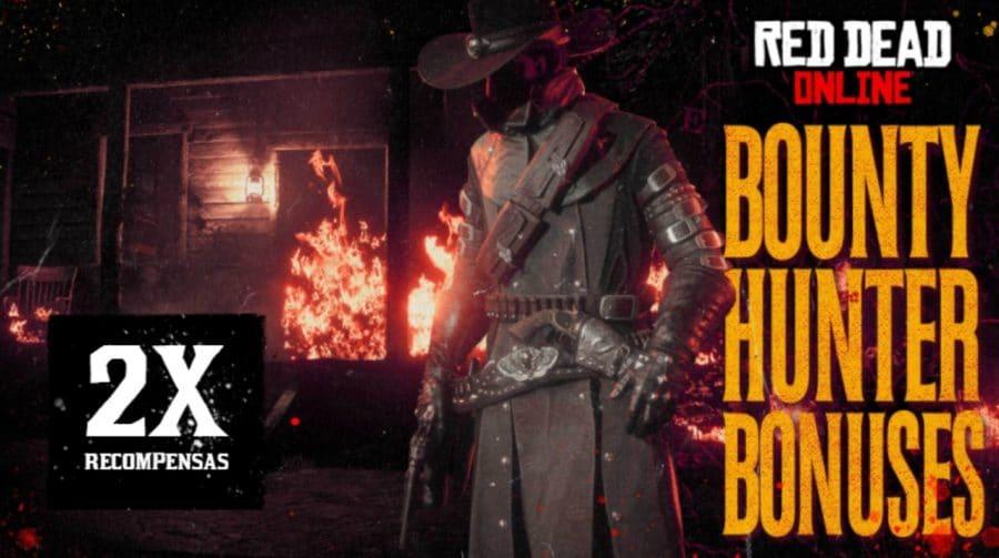 Red Dead Online oferece recompensas para pistoleiros e o dobro de XP no Modo Livre
