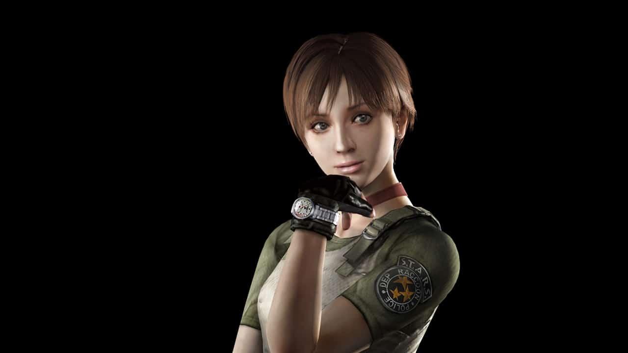 Rebecca Chambers, personagem de Resident Evil.